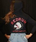 RR back of hoodie