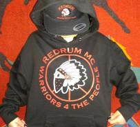 RR Pull over hoodie