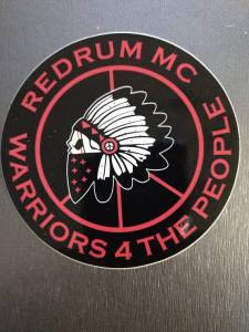 RR sticker